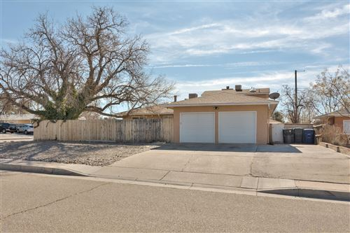 Photo of 3920 GOODRICH Avenue NE, Albuquerque, NM 87110 (MLS # 960424)