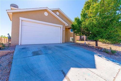 Photo of 3181 CLEAR SKY Street SW, Los Lunas, NM 87031 (MLS # 979424)