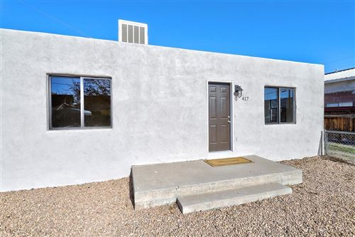Photo of 417 CORDOVA Avenue NW, Albuquerque, NM 87107 (MLS # 982424)