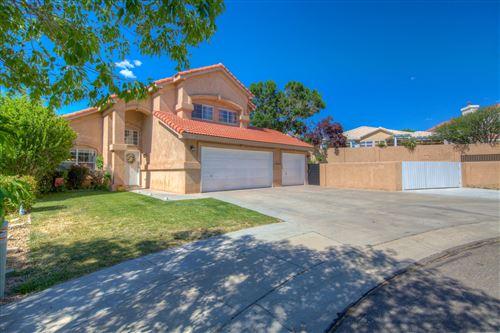 Photo of 7415 CARDIFF Avenue NE, Albuquerque, NM 87109 (MLS # 968427)