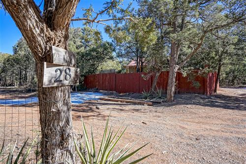 Photo of 28 TINA Road, Edgewood, NM 87015 (MLS # 983427)