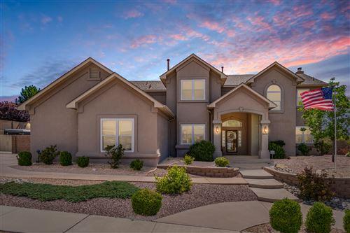 Photo of 9820 STONE Street NW, Albuquerque, NM 87114 (MLS # 973429)