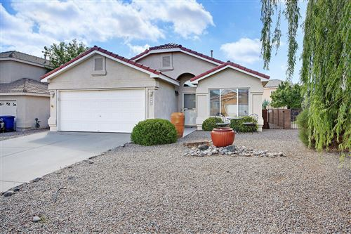 Photo of 9808 CASSIDY Drive NW, Albuquerque, NM 87114 (MLS # 974429)