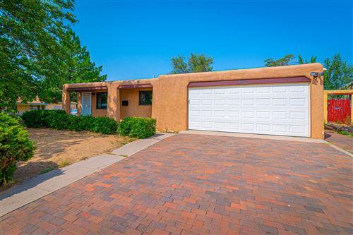 Photo of 9101 Somervell Court NE, Albuquerque, NM 87112 (MLS # 977429)