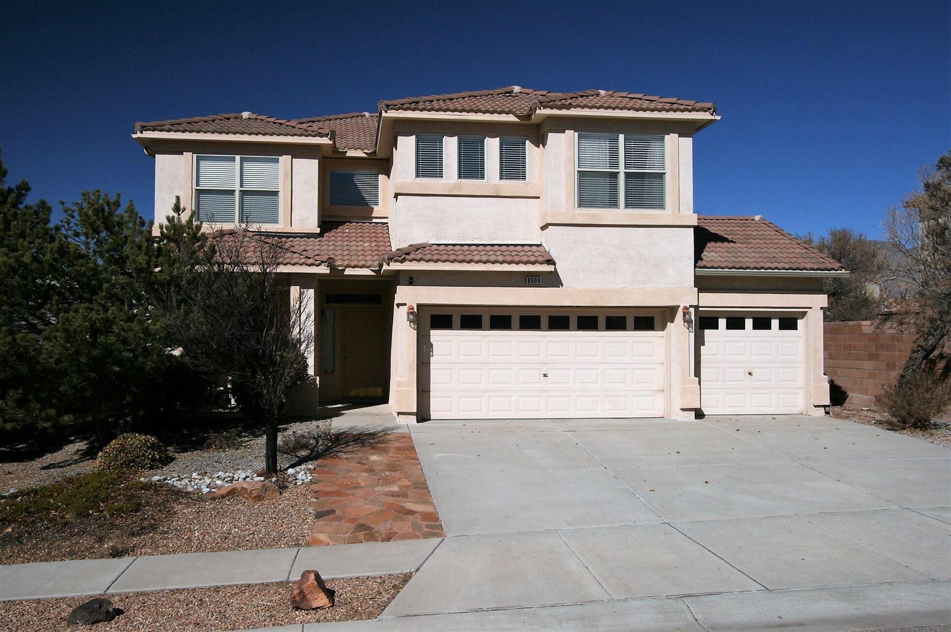 8909 Hampton Avenue NE, Albuquerque, NM 87122 - MLS#: 986430