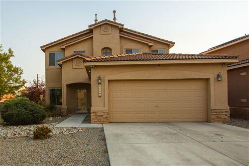 Photo of 9200 Stormcloud Avenue NW, Albuquerque, NM 87120 (MLS # 977431)