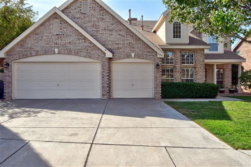 Photo of 9124 RIDGEFIELD Avenue NE, Albuquerque, NM 87109 (MLS # 978431)