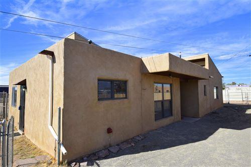 Photo of 801 BELLAMAH Avenue NW, Albuquerque, NM 87102 (MLS # 980431)