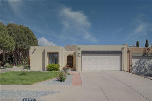 Photo of 5522 COMPADRE Court NE, Albuquerque, NM 87111 (MLS # 991431)