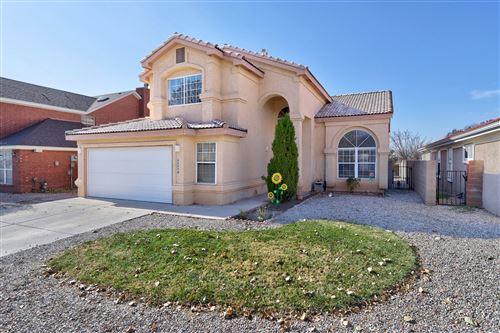 Photo of 8405 CALLE ADOLANTO NE, Albuquerque, NM 87113 (MLS # 981432)