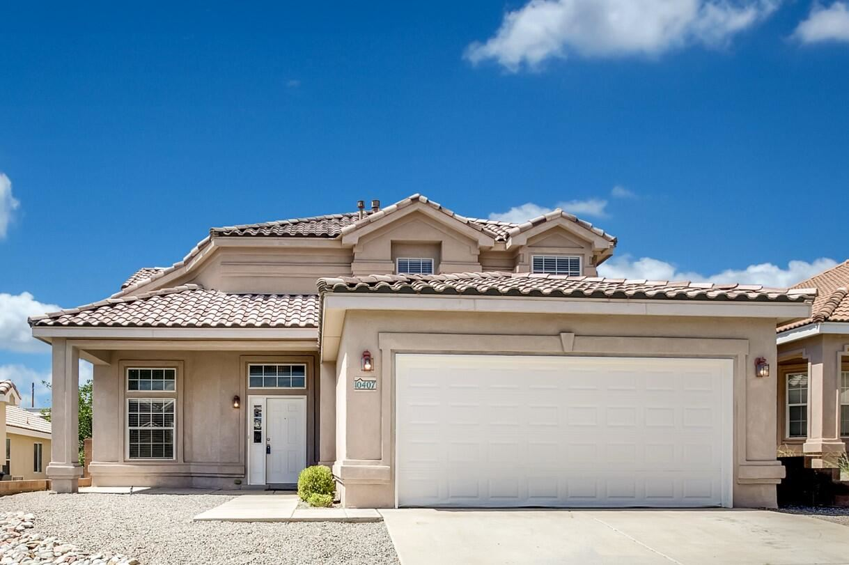 10407 CHAPARRO Drive NW, Albuquerque, NM 87114 - MLS#: 1000435