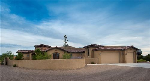 Photo of 26 Horseshoe Loop, Placitas, NM 87043 (MLS # 950436)