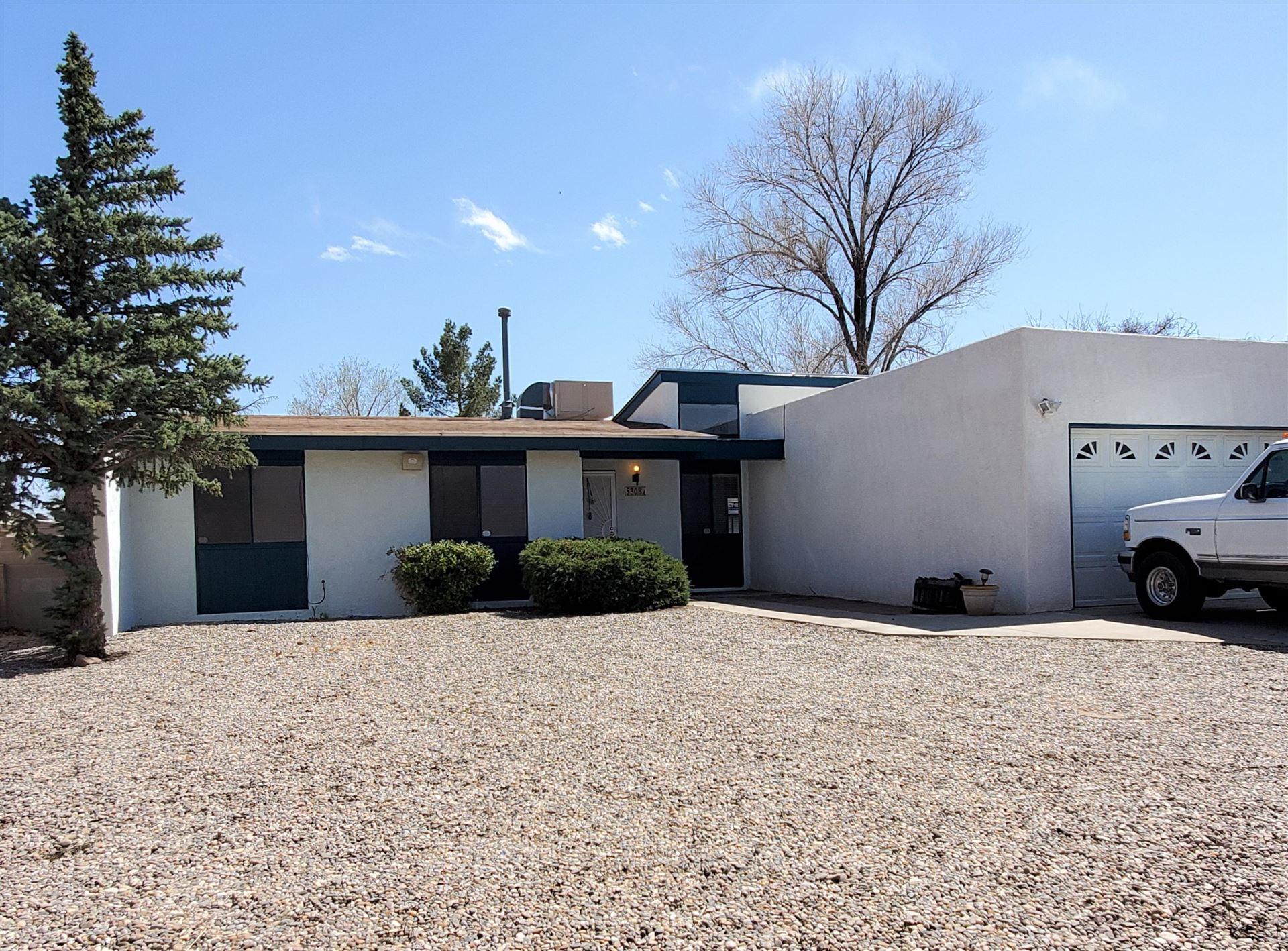 5308 Sooner Trail NW, Albuquerque, NM 87120 - MLS#: 989437