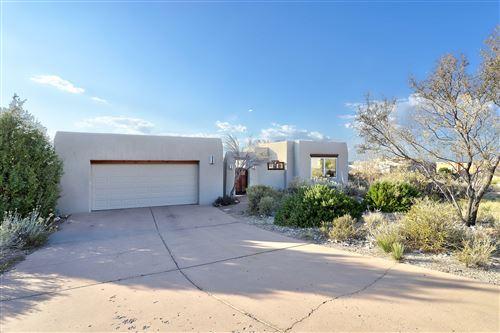 Photo of 5001 CRESTA DEL SUR Court NE, Albuquerque, NM 87111 (MLS # 981439)