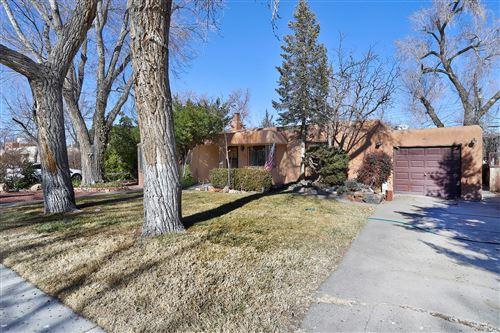 Photo of 4241 ROMA Avenue NE, Albuquerque, NM 87108 (MLS # 983439)