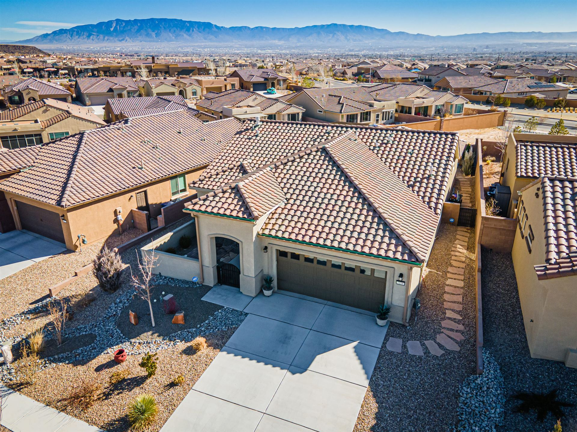 2108 WILLOW CANYON Trail NW, Albuquerque, NM 87120 - MLS#: 985442