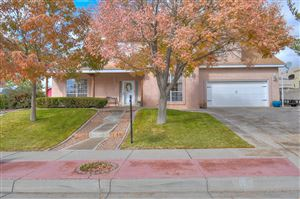 Photo of 6717 SEVILLE Place NW, Albuquerque, NM 87120 (MLS # 957443)