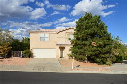 Photo of 8200 RANCHO PARAISO NW, Albuquerque, NM 87120 (MLS # 983444)