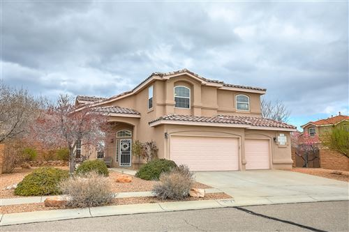 Photo of 9100 BLUE MESA Drive NE, Albuquerque, NM 87113 (MLS # 965445)
