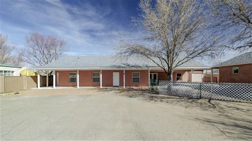 Photo of 595 EL PUEBLO Road NW, Los Ranchos, NM 87114 (MLS # 985446)