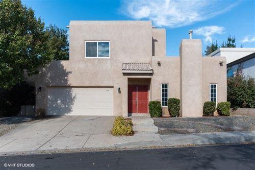 Photo of 5709 Bartonwood Place NE, Albuquerque, NM 87111 (MLS # 980448)