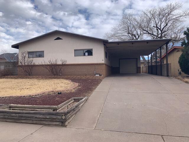 1408 Gretta Street NE, Albuquerque, NM 87112 - MLS#: 986448