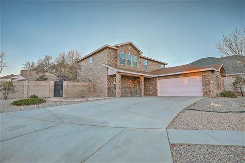 Photo of 4700 SANDPOINT Road NW, Albuquerque, NM 87114 (MLS # 981449)