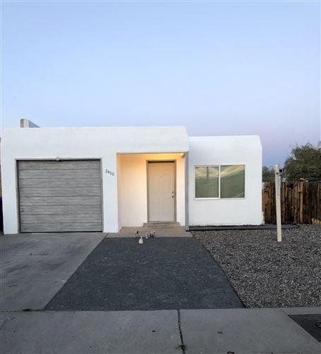 Photo of 3400 CORONA Drive NW, Albuquerque, NM 87120 (MLS # 990451)