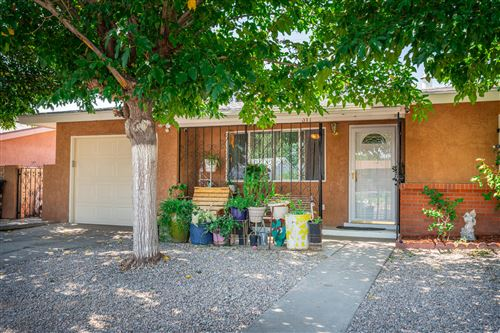 Photo of 317 55TH Street NW, Albuquerque, NM 87105 (MLS # 977453)