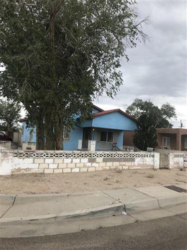 Photo of 201 SAN PABLO Street NE, Albuquerque, NM 87108 (MLS # 997453)