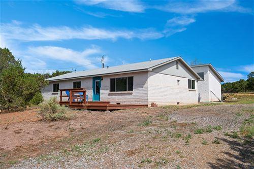 Photo of 43 Meadow Drive, Tijeras, NM 87059 (MLS # 1001454)
