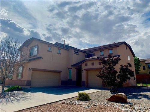 Photo of 8509 Hawk Eye Road NW, Albuquerque, NM 87120 (MLS # 969454)
