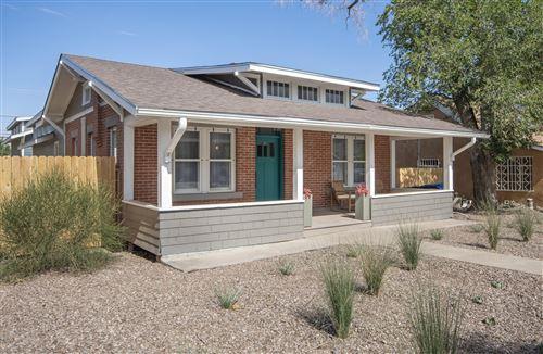 Photo of 311 Edith Boulevard SE, Albuquerque, NM 87102 (MLS # 974454)