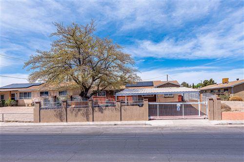 Photo of 6505 CHURCHILL Road SW, Albuquerque, NM 87121 (MLS # 990454)