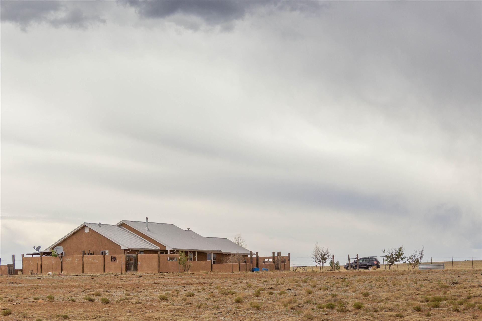 Photo of 450 Highway 542, Estancia, NM 87016 (MLS # 993455)