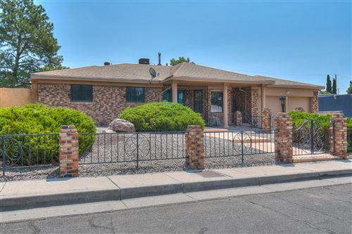 Photo of 8816 HORACIO Place NE, Albuquerque, NM 87111 (MLS # 975457)