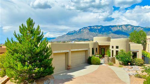Photo of 13501 EMBUDITO VIEW Court NE, Albuquerque, NM 87111 (MLS # 969458)