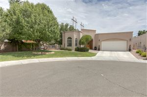 Photo of 9680 Redmont Road NE, Albuquerque, NM 87109 (MLS # 948459)