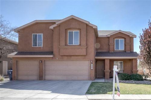 Photo of 1041 Colibri Avenue NW, Los Lunas, NM 87031 (MLS # 989460)