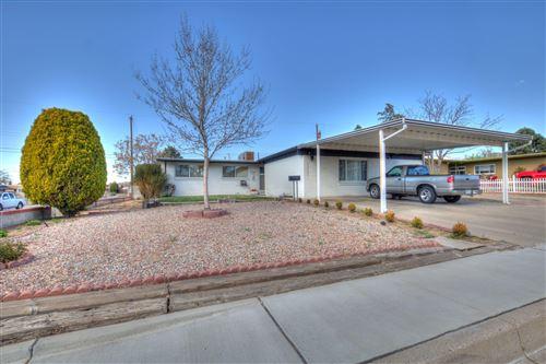 Photo of 10601 BALDWIN Avenue NE, Albuquerque, NM 87112 (MLS # 965463)
