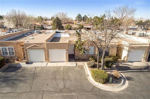 Photo of 6026 DEL CAMPO Place NE, Albuquerque, NM 87109 (MLS # 988464)