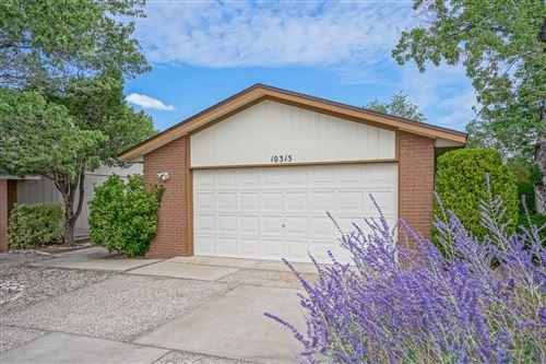 Photo of 10315 OSO GRANDE Road NE, Albuquerque, NM 87111 (MLS # 997464)