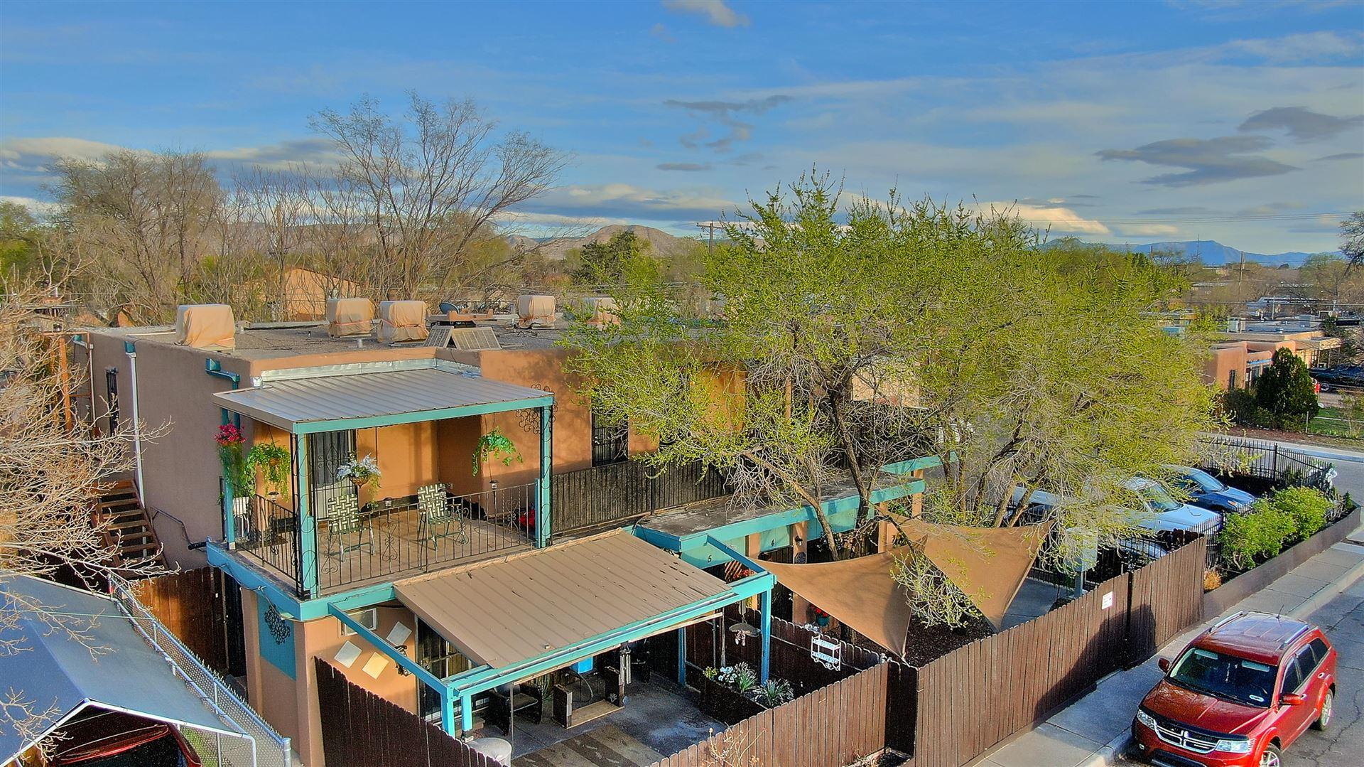 202 CHAMA Street NE, Albuquerque, NM 87108 - #: 977464