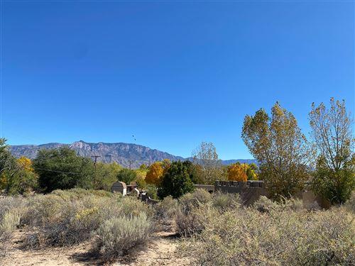 Photo of 118 Stella Lane, Corrales, NM 87048 (MLS # 979465)