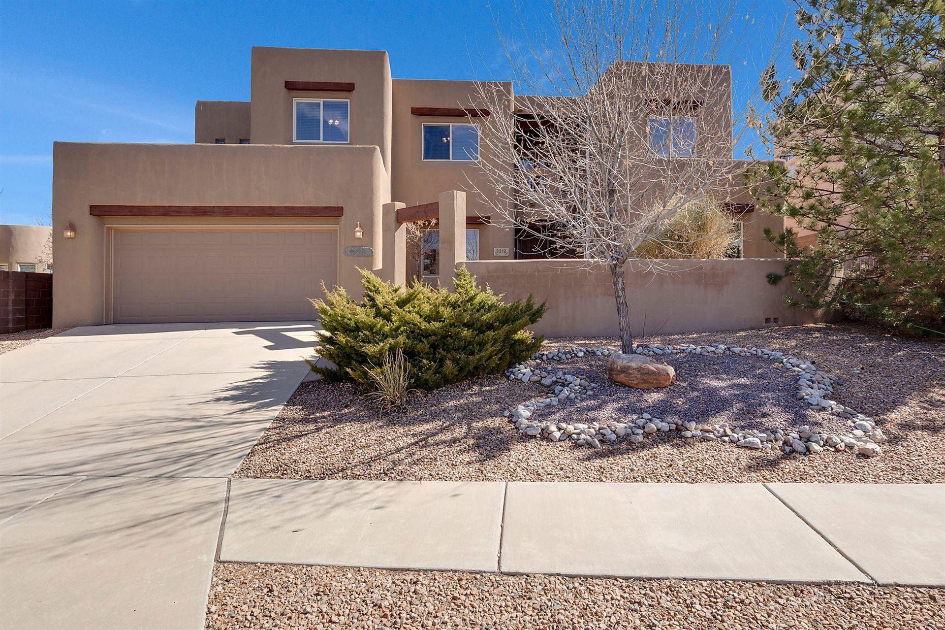 9212 AUTUMN ROSE Drive NE, Albuquerque, NM 87113 - MLS#: 986465