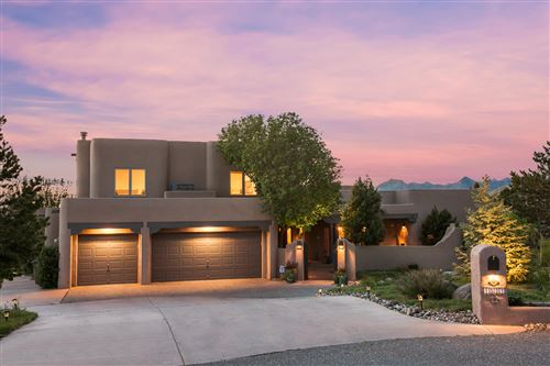 Photo of 1517 Eagle Ridge Terrace Road NE, Albuquerque, NM 87122 (MLS # 943466)