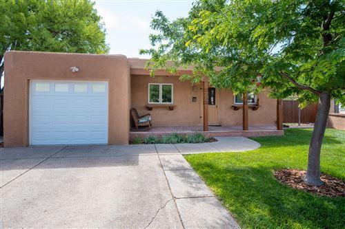 Photo of 804 ADAMS Place SE, Albuquerque, NM 87108 (MLS # 971466)