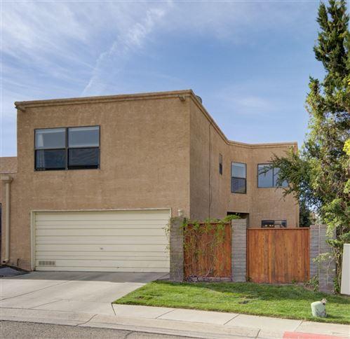 Photo of 7236 BOBWHITE Lane NE, Albuquerque, NM 87109 (MLS # 990466)