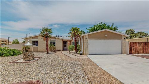 Photo of 7301 Gill Street NE, Albuquerque, NM 87109 (MLS # 993467)