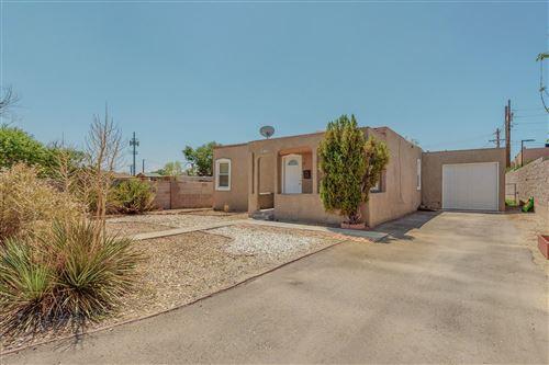 Photo of 318 GENE Avenue NW, Albuquerque, NM 87107 (MLS # 994469)